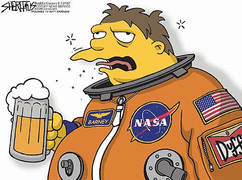 Spacebarney